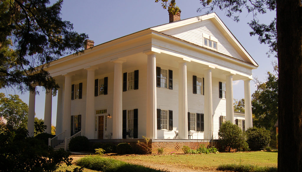 Barrington Hall – Historic House Museum