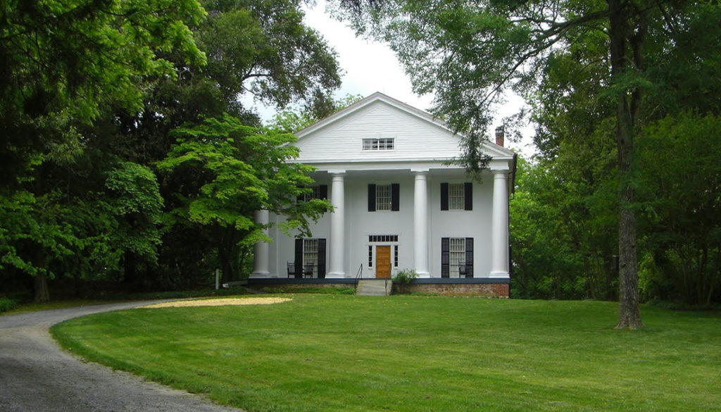 Bulloch Hall – Historic House Museum