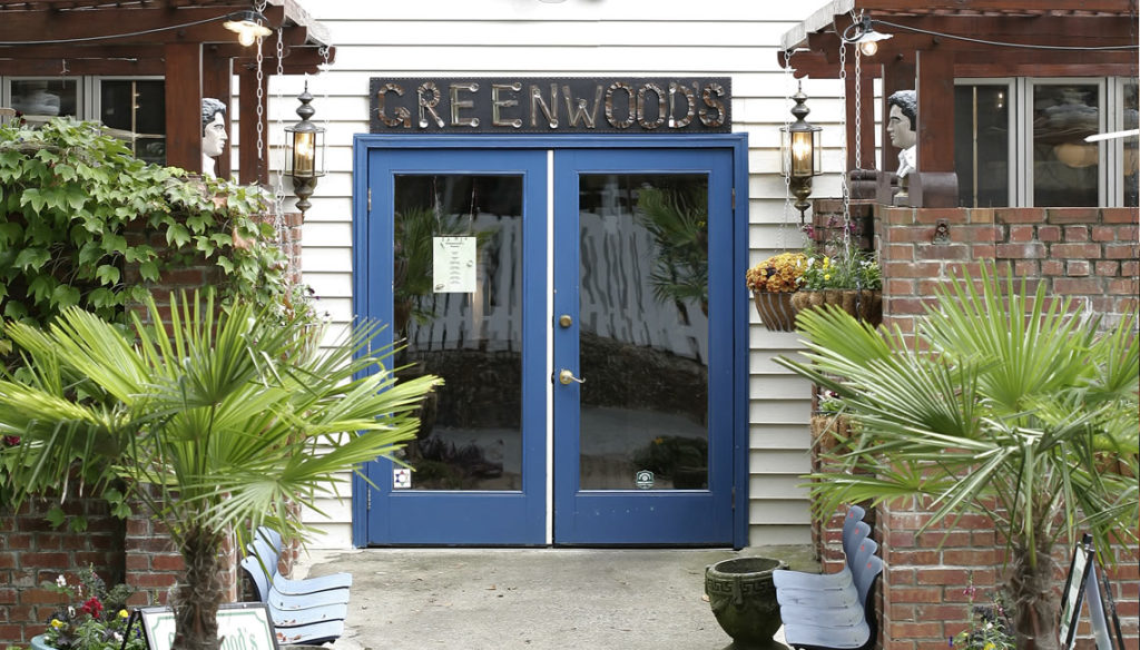 Greenwood's Restaurant on Green Street