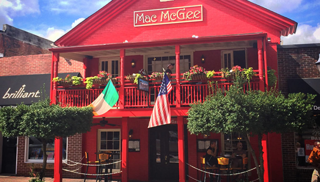 Mac McGee Irish Pub