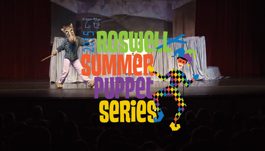 Roswell Summer Puppet Series