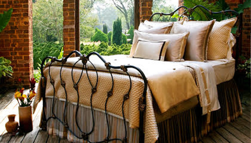 Terry Parker's Heirloom Iron Bed Co. & Fine Linens