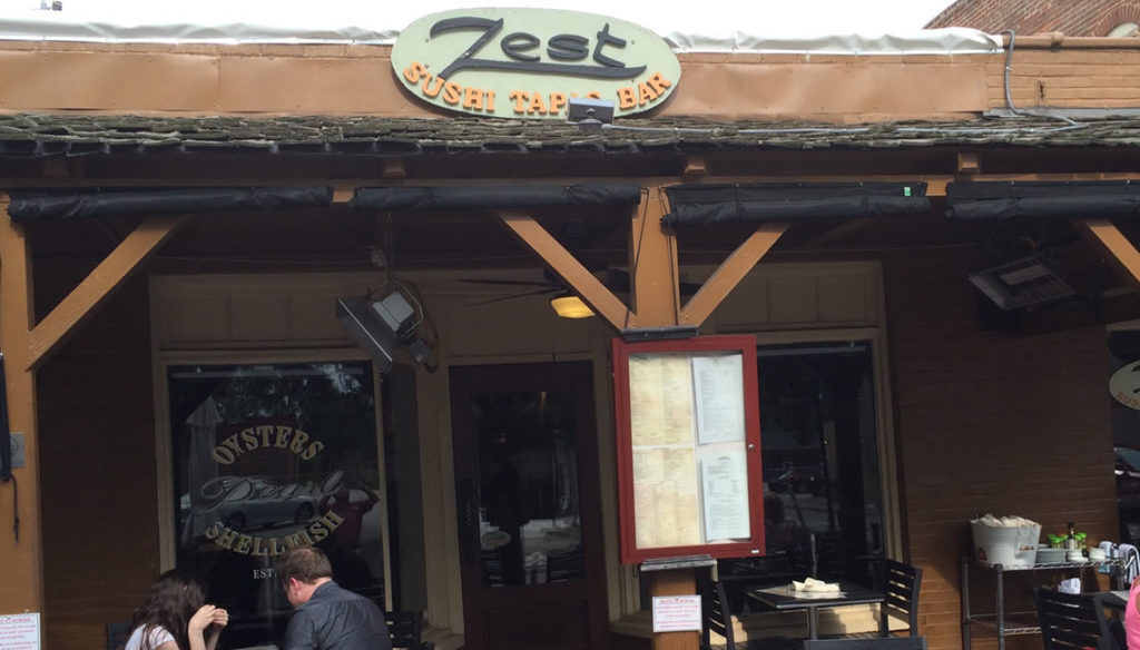 Zest Sushi and Tapas Bar