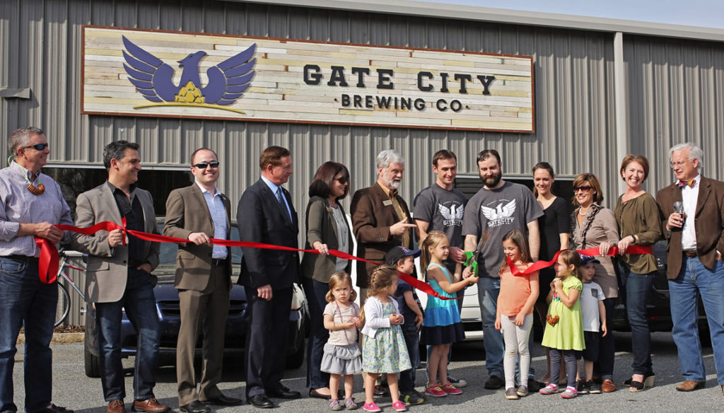 Gate City Brewing Company, LLC